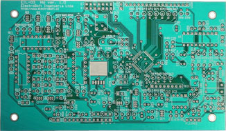 Printed circuit boards PCB example