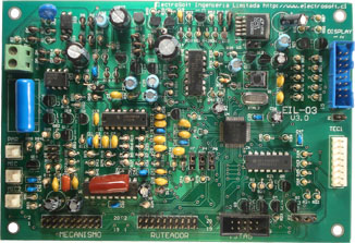 Examples of PCB\'s designed by us. Electronic Circuit Design Services.