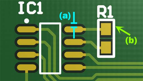 Circuit Board Also Pcb Printed Circuit Board On Circuit Board Design