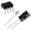 通孔组件-印刷电路板概念PCB